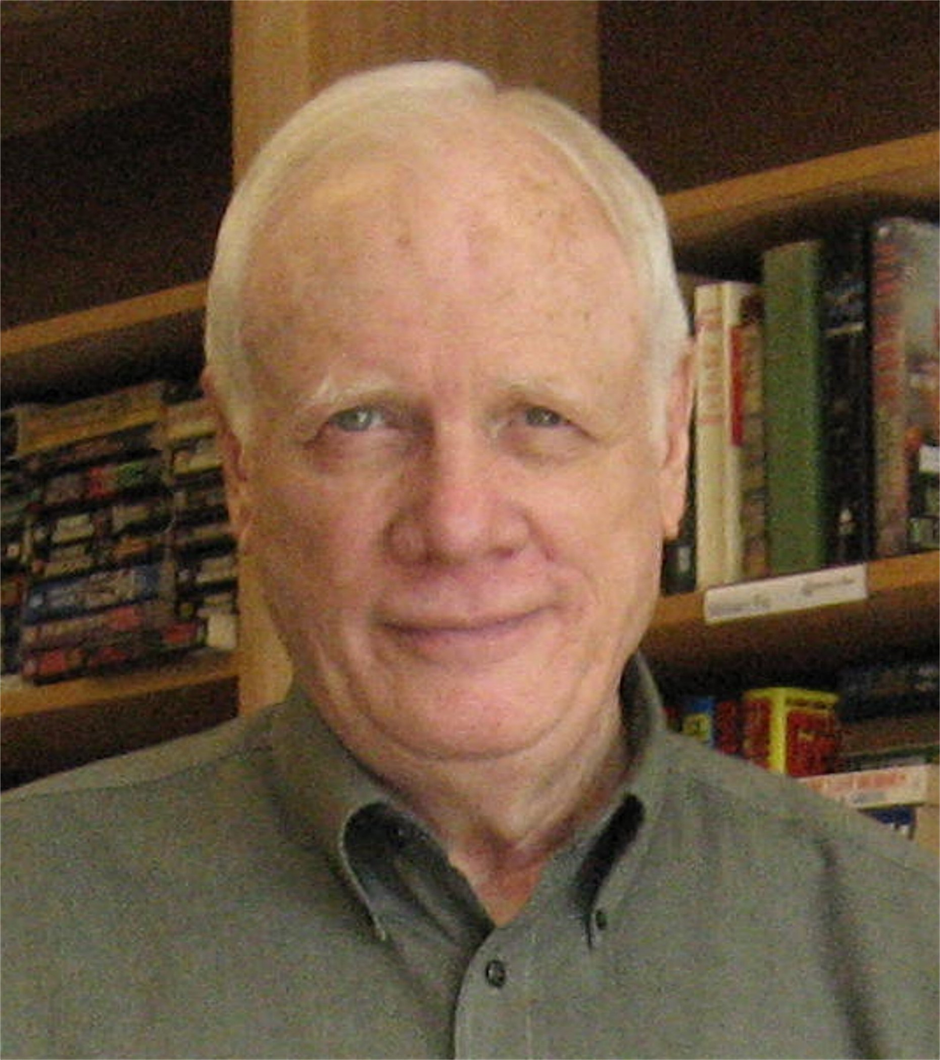 Stephen Blanton, Author